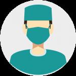 Experiencia de cirujanos/as